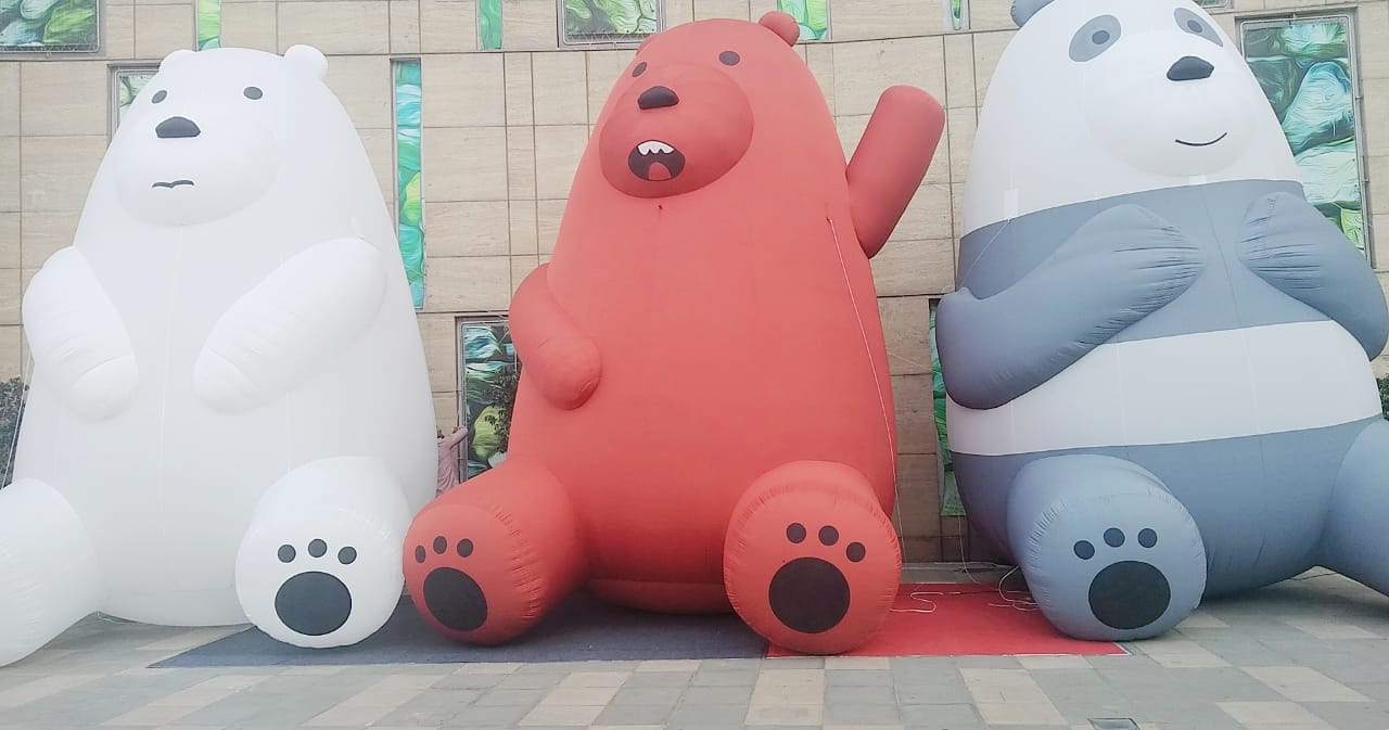 inflatablepandamanufacturers