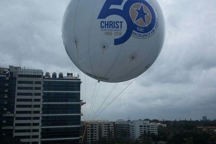50 years balloon